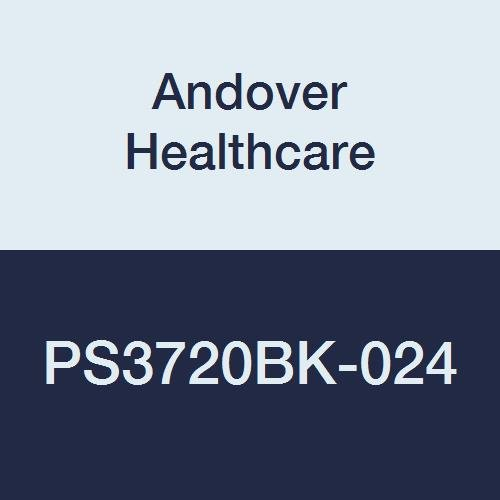 Andover Healthcare PS3720BK-024 Powerspeed Extra Strength PowerFlex Speed Taping, 18' Length, 2'' Width, Black, Latex (Pack of 24) by Andover Healthcare