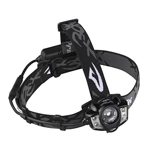 Princeton Tec Headlight (Princeton Tec Apex Rechargeable LED Headlamp (350 Lumens, Black))