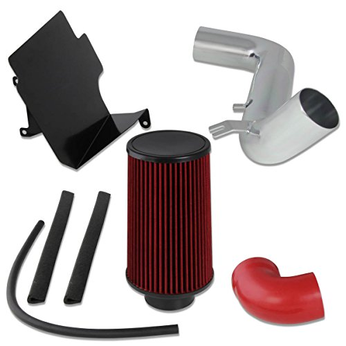 For Chevy S10/GMC Sonoma 2.2L L4 Silver Cold Air Intake for sale  Delivered anywhere in USA
