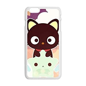 glam cat with cute star personalized high quality cell phone case for Iphone 6