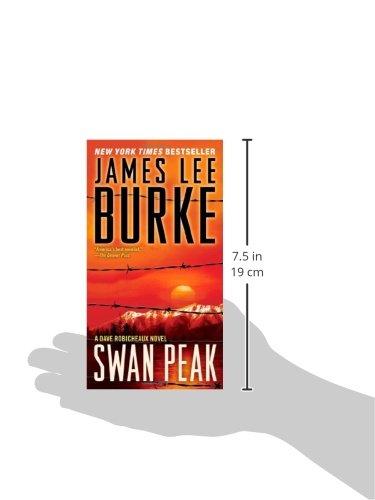 Swan Peak Dave Robicheaux No 17 James Lee Burke 9781416548546