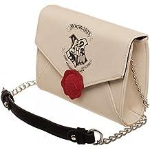 Bioworld Merchandising / Independent Sales Harry Potter Hogwarts Letter Sidekick Handbag Standard
