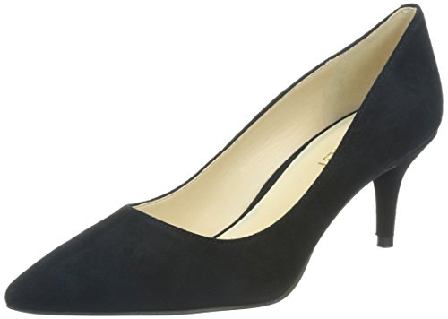 Kid Suede Pumps - 6