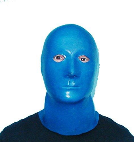 Blueman Fetish Realistic Foam Latex (Blueman Costumes)