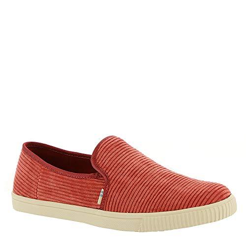 TOMS Spice Corduroy Women's Clemente Slip-Ons Shoes ()