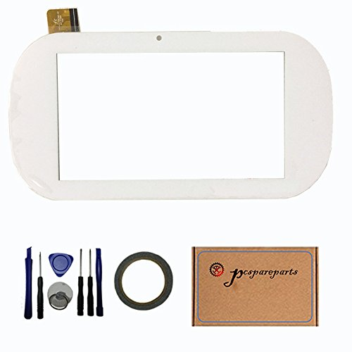 pcspareparts-Replacment touch Screen for Ematic Quad-Core FUNTAB2-RD 7-Inch 8 GB Tablet PC by pcspareparts