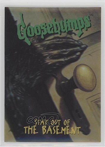 Stay Out of the Basement (Trading Card) 1996