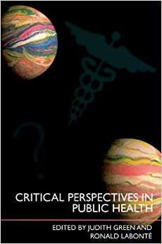 Book Critical Perspectives in Public Health