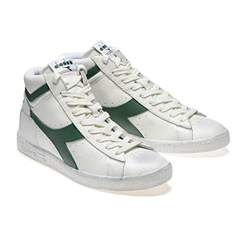 a L High Game Collo Unisex Waxed Sneaker Alto Diadora 147Pnfaa