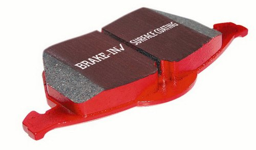 EBC Brakes DP31731C Redstuff Ceramic Low Dust Brake Pad by EBC Brakes