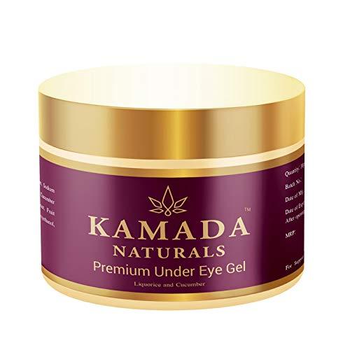 Kamada Naturals Under eye cream gel