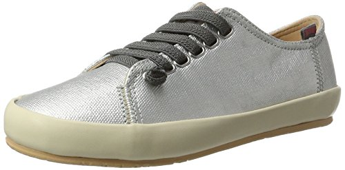 CAMPER Damen borne Sneakers, Beige Grau (Medium Grey 003)