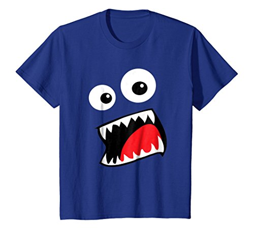 Kids Monster Halloween Costume Shirt Funny Couple Group