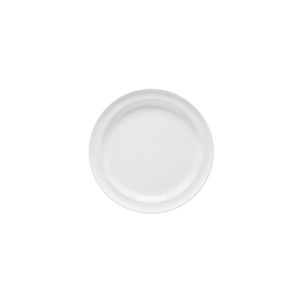 Yanco Nessico Collection 9' Round Melamine Dinner Plate White Box of 24