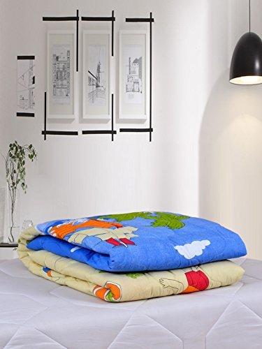 Salona Bichona 100% Cotton Single Bed Comforter