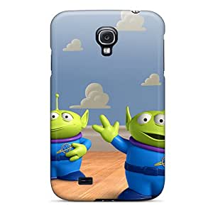 Tpu Fashionable Design Toy Story Aliens Rugged Case Cover For Galaxy S4 New