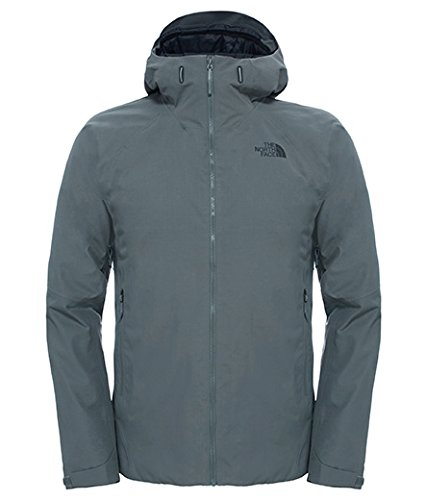 b91f57dac North Face Men's M Fuseform Montro Insulated Jacket: Amazon.co.uk ...
