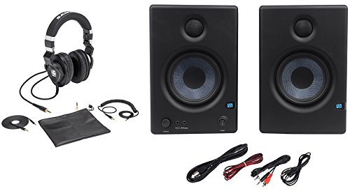 - (2) Presonus Eris E4.5 Powered 4.5