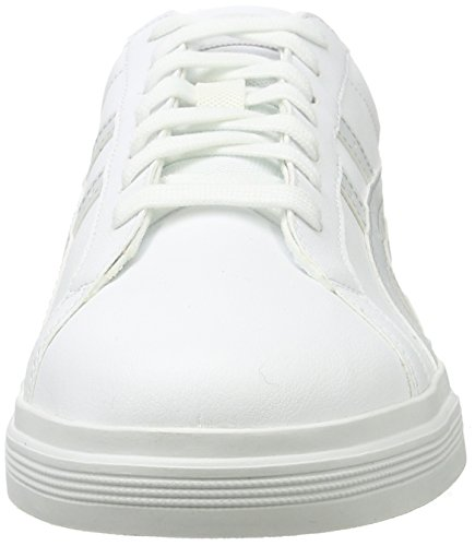 Da Ginnastica white Classic Scarpe Tempo Bianco Asics Grey Uomo glacier wtnfIZqIF