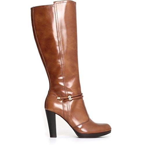 Altas Zapatillas Nero Giardini Mujer Cuero xzqwXH6