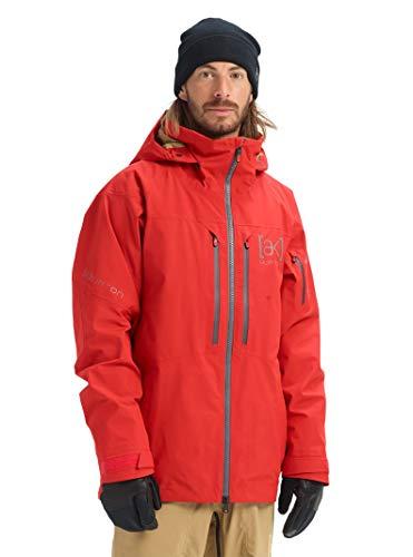 - Burton Men's Men's Ak Gore-tex Swash Jacket, Flame Scarlet, Large