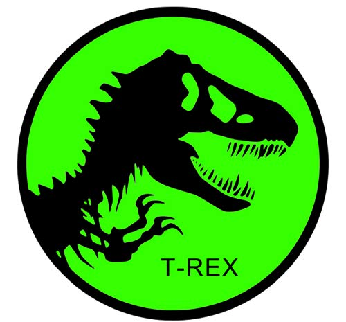 Tyrannosaurus T-Rex Dinosaur 3.5