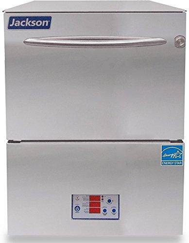 Jackson WWS Avenger HT-E, 26 Rack/Hr Undercounter Dishwasher
