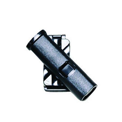[Monadnock Front Draw 16-21-Inch Friction Lock with 360 Degree Swivel Clip-On Plain Black Baton Holder] (Monadnock Friction Lock)