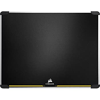 CORSAIR MM600 - Dual Sided Aluminum Gaming Mouse Pad - Supports All Play Styles - Speed & Control