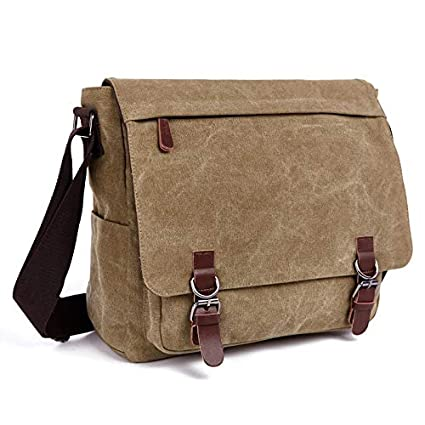 New Men Messenger Bags Fashion Bolsa Masculina Travel Shoulder Portatiles Ordenadores Canvas Briefcase Chapeu Masculino