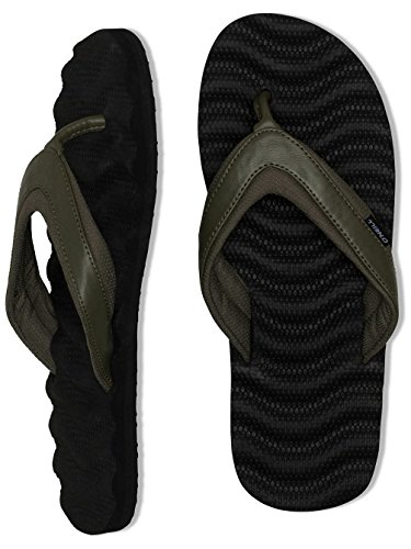 O'Neill Koosh Profile Sandals burnt olive / vert Taille 44.0