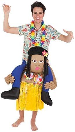 Creaciones Llopis Disfraz de Turista a Hombros de Hawaiana para ...