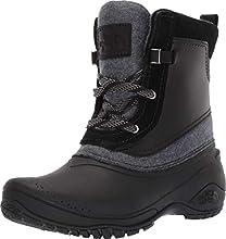The North Face Women's Shellista III Shorty, TNF Black/Zinc Grey, 7.5 M