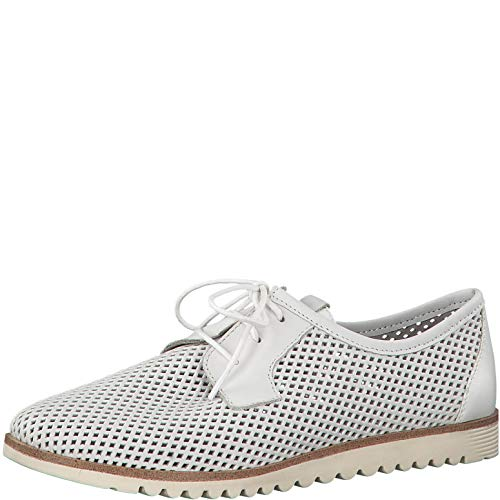 White Lacets Femme Rue Chaussures baskets décontracté Tamaris À 22 De Sport touch it 23603 chaussures chaussure chaussures chaussures 1 Sportives Uni 1 élégant Lacets 6IwIxqB7