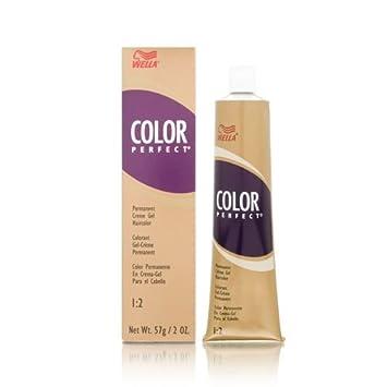 Amazon.com : Wella Perfect Hair Color, Blue Modifier, 2 Ounce ...