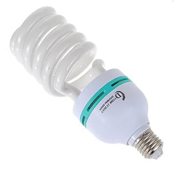 Audew 220V 115W 5500K E27 Full Spectrum Fluorescent Amazoncouk