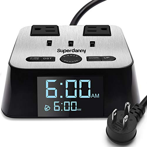 Top 10 Clock With Usb Chargers