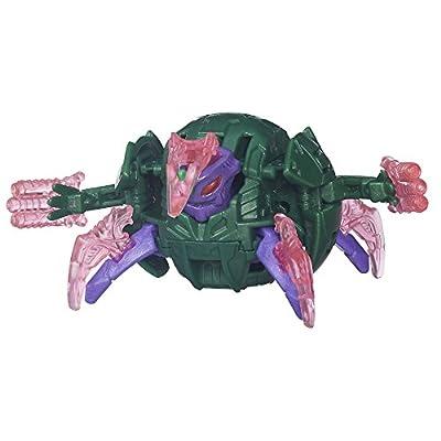 Transformers: Robots in Disguise Mini-Con Decepticon Forth (Back): Toys & Games