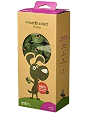 Earth Rated Dog Poop Bags, 315 Extra Thick and Strong Poop Bags for Dogs