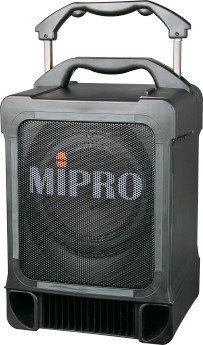 Mipro Portable Pa System (Mipro MA707PA 70 Watt Portable PA System)