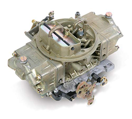 Holley 0-9022 Model 4150 Performance Marine 800 CFM Square Bore 4-Barrel Mechanical Secondary Manual Choke New Carburetor