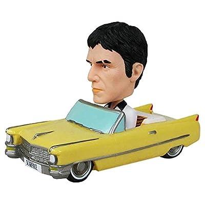 Funko Scarface Bobble Car: Toys & Games