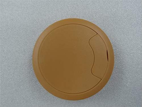 [スポンサー プロダクト]スガツネ工業 (LAMP) 配線孔キャップ V80型 薄茶 V80RG