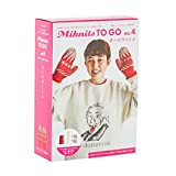 TO GO no.4 Miknits(ミクニッツ)編み込み柄 手袋 編み物キット