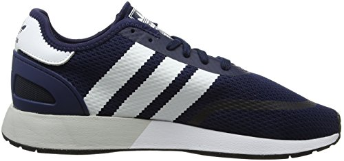 Negbás Azul Hombre Zapatillas 000 CLS para Runner adidas Maruni Iniki Ftwbla xRqwznA