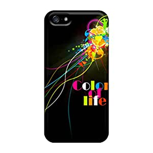 Premium Iphone 5/5s Case - Protective Skin - High Quality For Colors