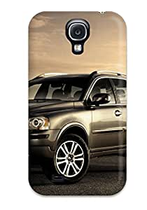 Protective Tpu Case With Fashion Design For Galaxy S4 (volvo Xc90 5) 7620231K76635213