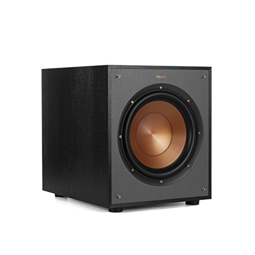 High Woofer Frequency Low Power - Klipsch R-100SW 10