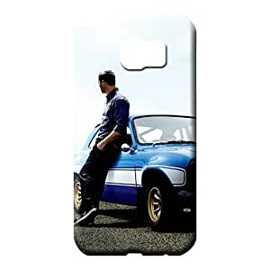 samsung galaxy s6 edge - Dirtshock PC New Arrival mobile phone case paul walker in fast furious 6