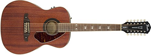 Fender Tim Armstrong Hellcat-12 String Acoustic Guitar, Natural